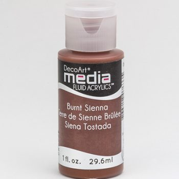 Decoart verf Burnt Sienna