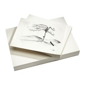 Zweed nat-in-nat papier 140grs 44x32cm