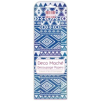 deco-mache-blue-aztec