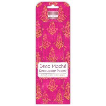 deco-mache-hot-pink-motif